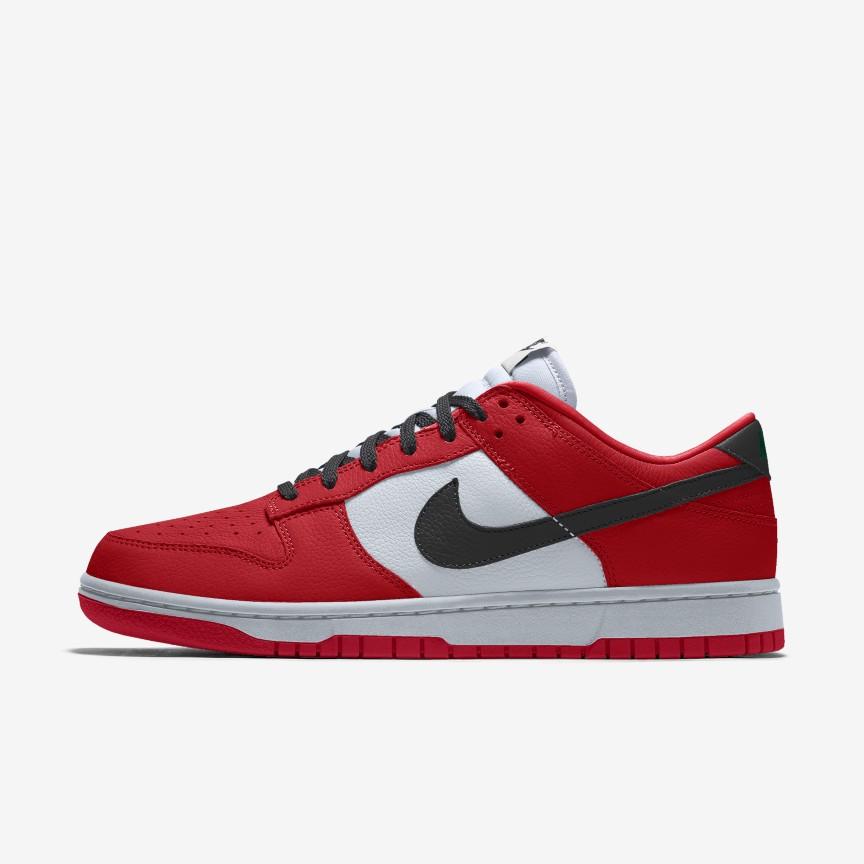 Nike Dunk Low By You Custom Shoe